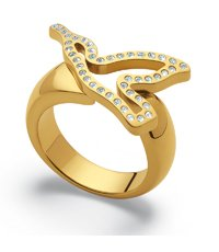 JRJ014-5 Freebri Yellow Gold Ring