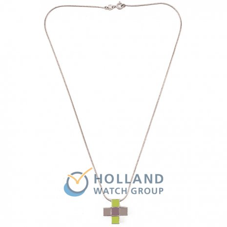 Swatch Bijoux Prismatic Champagne Pendent Collier
