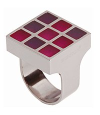 JRR0013-5 Prismatic Red Ring