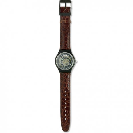 Swatch Black Circles montre