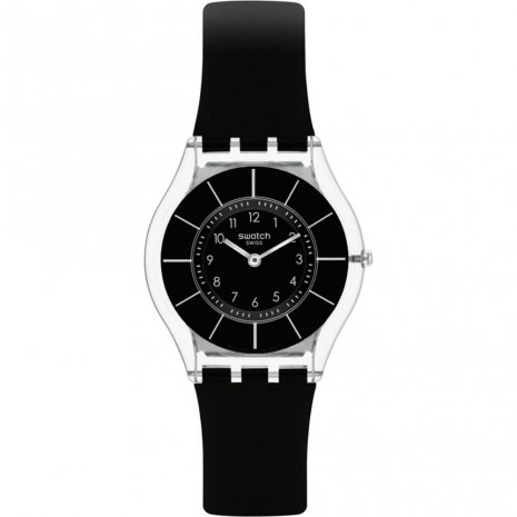 Swatch Black Classiness montre