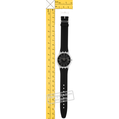 Swatch montre noir