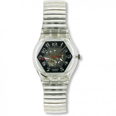 Swatch Black Jade montre