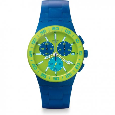 Swatch Blue Rug montre