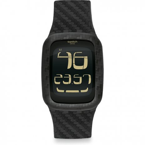 Swatch Carbon Fever montre