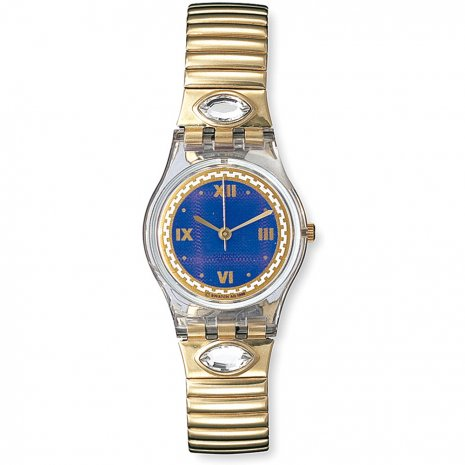 Swatch Clear Crystal montre