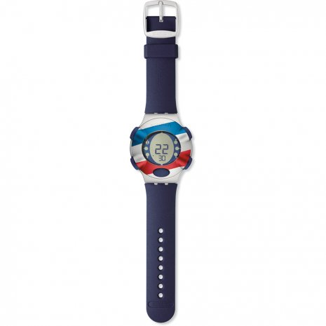 Swatch Country .Beat Serbia montre