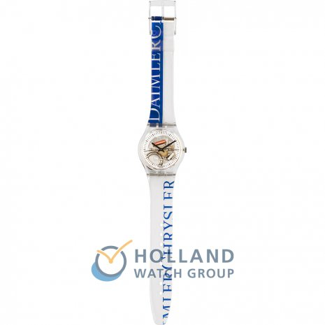 Swatch Daimler Chrysler montre