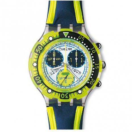 Swatch Fluosite montre