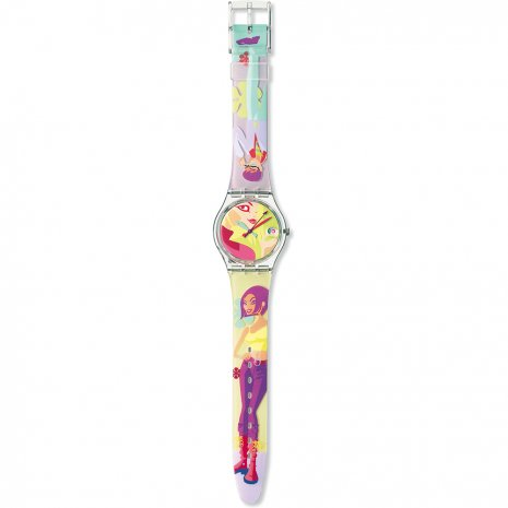 Swatch Oops! My Nails montre