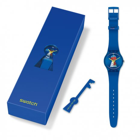 Swatch Open It montre