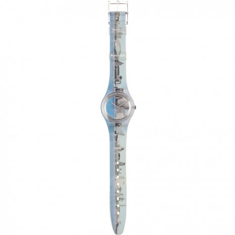 Swatch Rotterdam Access montre