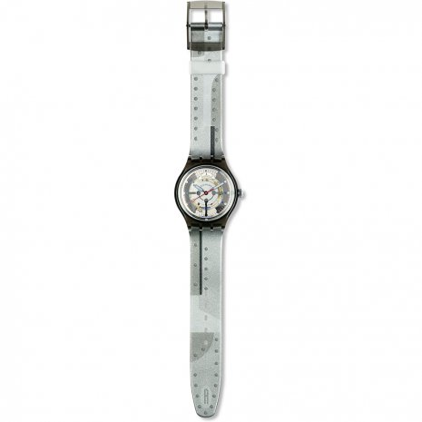 Swatch Silver Baron montre