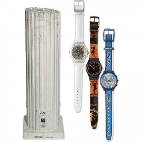 Swatch Special Moments montre