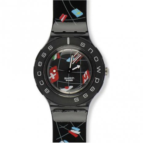 Swatch Swiss Ski Team montre
