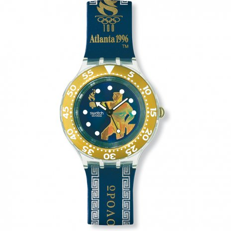 Swatch Thalassios montre