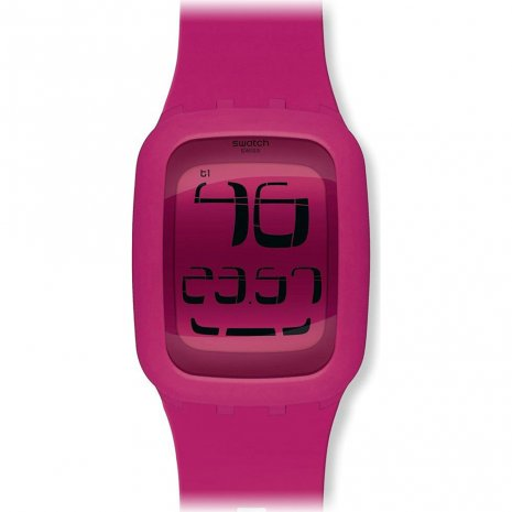 Swatch Touch Pink montre